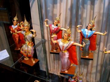 The Bangkok Dolls Museum Thai Culture In Miniature