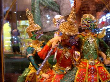 Remarkable Exhibition Of Hand Made Dolls At Bangkok Dolls ...