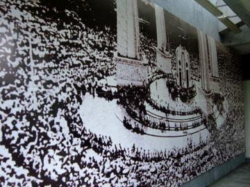 Democracy Monument October 1973