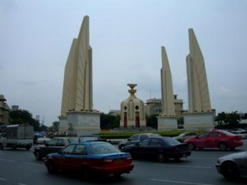 Democracy Monument 2009