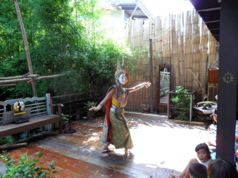 Khon Dance – legacy of the Ramayana epic