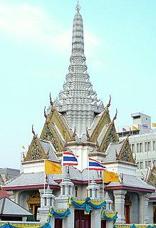 Lak Muang – the City Pillar City