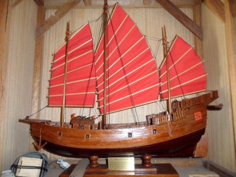 Model warship builder – the master craftsman