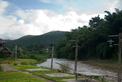 <i>View from Pai Viman Resort</i>