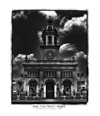 Santa Cruz Church/ ©Renee Picasso Manoppo