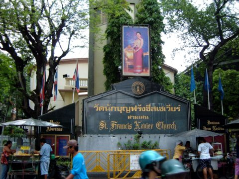 Soi Mitrakham – the Vietnamese legacy in Bangkok