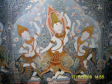 Thailand Folk Art