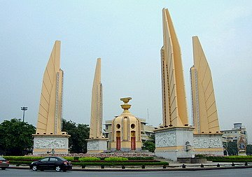 The Democracy Monument – the silent sentinel of freedom