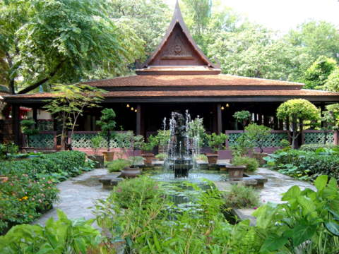 Home of m r kukrit pramoj legacy of thailand 39 s famous son for House designs thailand