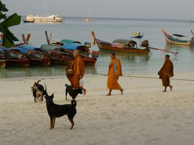 Koh Lipe Beach 7.30am