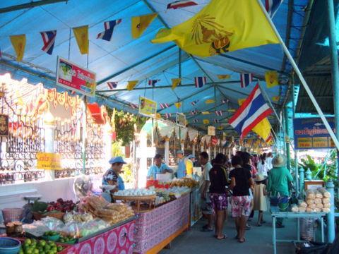 Sai Noi floating market – Nonthaburi's little known treasure