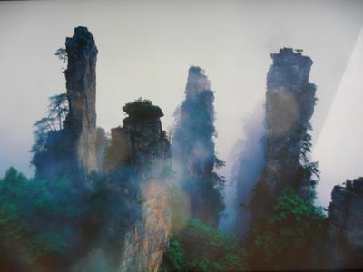 Tianzi Mountain, Zhangjiajie